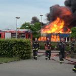 Keukenbrand Veendam