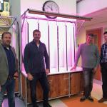 Hydroponics bij Aeres MBO Almere