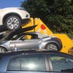 Zoektocht naar touringcar leidt tot vondst splinternieuwe wagens