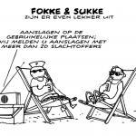 Fokke & Sukke van Reid, Geleijnse & Van Tol winnen Inktspotprijs