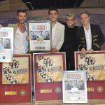 Jan Smit krijgt gouden award in Duitsland