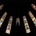 Angela Merkel bij kerkdienst herdenking slachtoffers aanslag Berlijn