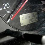 kilometerteller-auto-digitaal