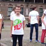 Kinderen op Binnenhof