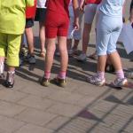 Kinderen onwel door hitte op Koningsspelen Duiven