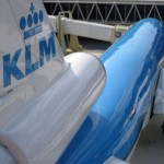 foto van KLM vliegtuig | fbf