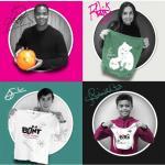 Familie Kluivert in actie als ambassadeurs Bont voor Dieren