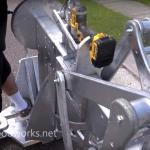 Amerikaan bouwt looprobot geïnspireerd op Nederlandse kunstenaar