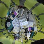 'Apothekers weigeren steeds vaker inname oude medicijnen'
