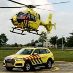 MMT Amsterdam ruilt oude Volvo XC 90 in voor nieuwe Audi Q7