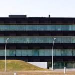 Foto van het NFI in Rijskwijk | Archief EHF