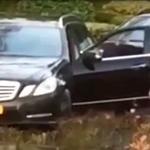 Ontvoerders Nunspeet dumpen BMW en steken hem in brand