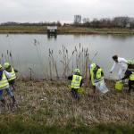 Nederland weer een stukje schoner door opruimen zwerfafval