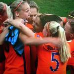 Oranje-voetbalsters-Leeuwinnen