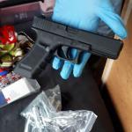 Vuurwapen gevonden bij zoeking
