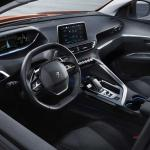 Nieuwe SUV PEUGEOT 3008 'Car of the Year 2017'