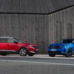 Peugeot 3008 en 5008