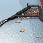 Rotterdam gaat plastic in haven op slimme manier verzamelen