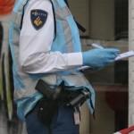 Foto van politie onderzoek schietpartij | Archief EHF