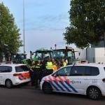 politie-tractoren
