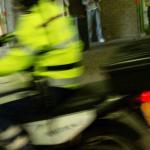 Man steekt bromfiets in brand tussen draaideur van ziekenhuis Tilburg