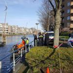 politieboot-zoekactie