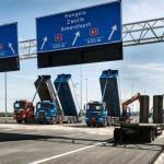 RWS waarschuwt weggebruikers voor nieuwe wegindeling A1