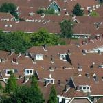 Meeste Nederlanders wonen in rijtjeshuis