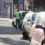 Politie heeft omgeving afgezet