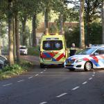 Hulpdiensten op plaats van ongeval