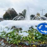 schuim-rotonde-fontein