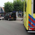 scooterrijder-aanrijding-ambulance