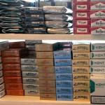 Foto van sigaretten | Archief EHF