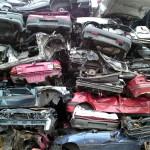 Auto's op steeds oudere leeftijd gedemonteerd