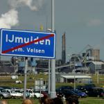 Ernstige verkeershinder sluizencomplex IJmuiden door verwijderen oude damwand