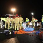 snelweg-ongeval-hulpdiensten-ambulance-brandweer