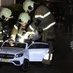 speelgoedauto-brandweermannen