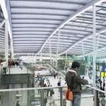 Utrecht Centraal behoorlijke 'klap' groter geworden