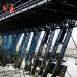 Grote waterpompen gaan Maas bij Grave weer op oude peil brengen