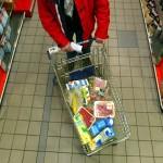 Foto van supermarkt