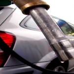 Foto van tanken auto | Archief EHF