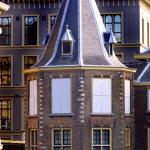 Bill Gates op bezoek bij Rutte in torentje