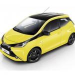 Toyota introduceert de nieuwe AYGO x-cite