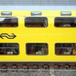 Foto van trein dubbeldekker | Archief EHF