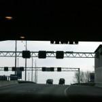 foto van tunnel   fbf archief