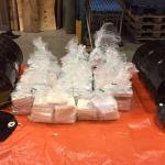 Opnieuw vaten met cocaïne in Rotterdamse haven