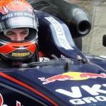 Max Verstappen maakt Formule 1 debuut