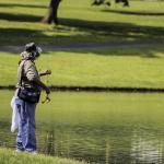 Snel minder lood in sportvisserij