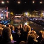 Foto van Vrijheidsconcert Amstel   Archief EHF