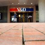 Foto van V&D winkel | Archief EHF